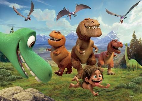 Мультфильм Хороший динозавр (2015 год)