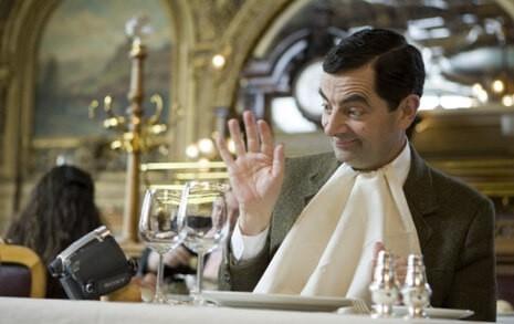 Фильм Мистер Бин на отдыхе (2007 год)