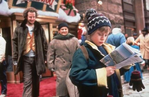 Фильм Один дома 2: Потерявшийся в Нью-Йорке (1992 год)