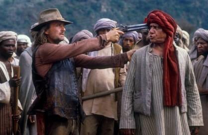 Фильм Призрак и Тьма (1996 год)