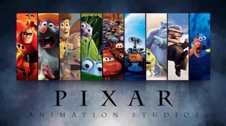 Анимация студии Пиксар