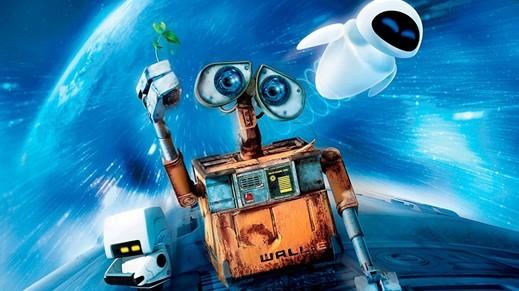 Мультфильм ВАЛЛ•И (2008 год)