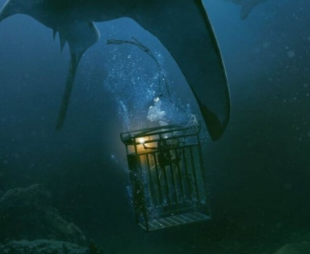 Рецензия на фильм «Синяя бездна» 2017