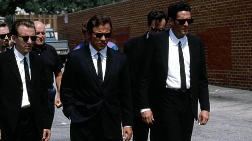Фильм Бешеные псы (1992 год)