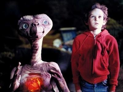 Фильм Инопланетянин (1982 год)