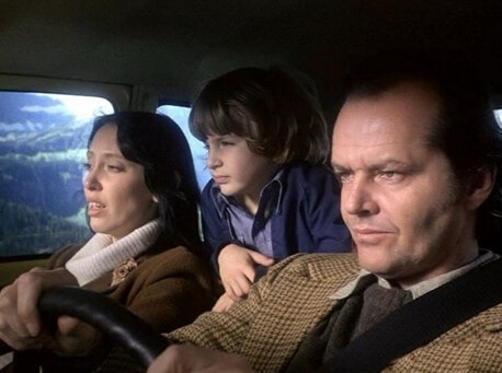 Фильм Сияние (1980 год)