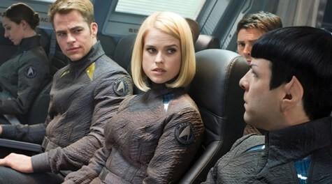 Фильм Звёздный путь (2009 год)