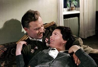 Фильм Добровольцы (1958 год)