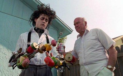Фильм Эдвард руки-ножницы (1990 год)