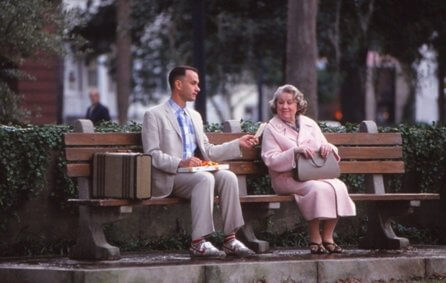 Фильм Форрест Гамп (1994 год)
