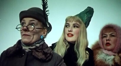 Фильм Снежная сказка (1959 год)