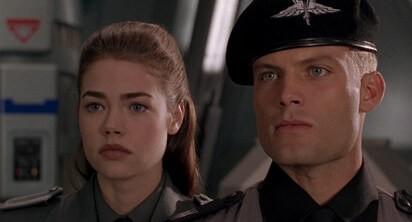 Фильм Звёздный десант (1997 год)