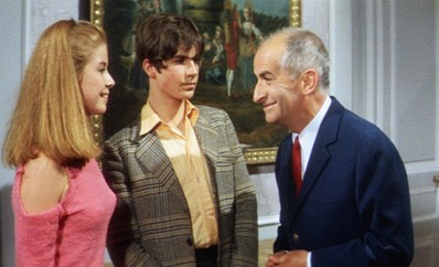 Фильм Большие каникулы (1967 год)