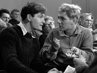 Фильм Иду на грозу (1965 год)