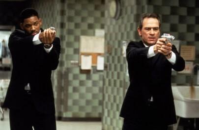 Фильм Люди в чёрном (1997 год)