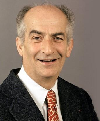 Актер Луи де Фюнес