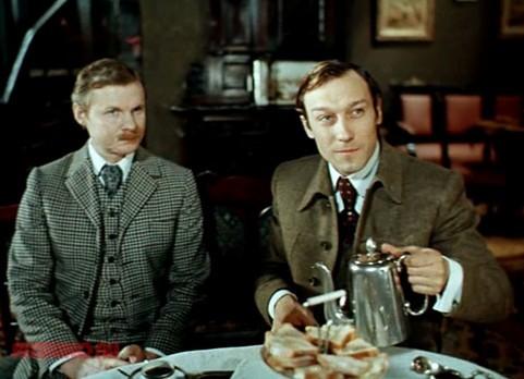 Фильм Приключения Шерлока Холмса и доктора Ватсона: Собака Баскервилей (1981 год)