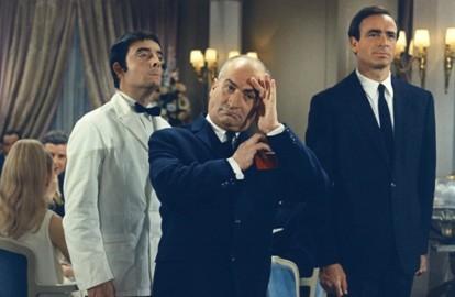 Фильм Ресторан господина Септима (1966 год)