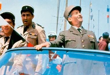 Фильм Жандарм из Сен-Тропе (1964 год)