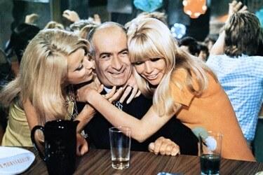 Фильм Жандарм женится (1968 год)