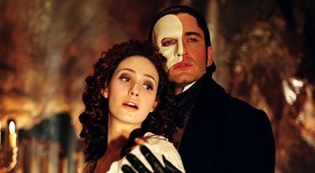 Фильм Призрак оперы (2004 год)